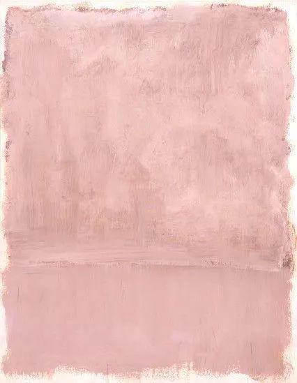 Mark Rothko, Pink on Pink, 1953
