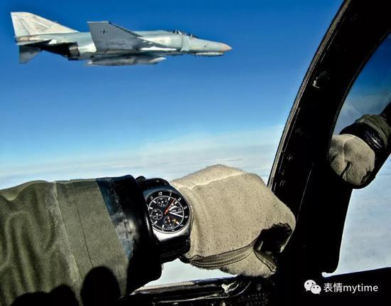 经典机师腕表:Tutima 5100 BWL 2