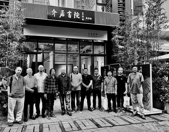 溪庐游记:王小椿中国画作品展北京开展