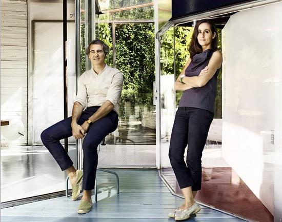创始人Jose Selgas & Lucia Cano
