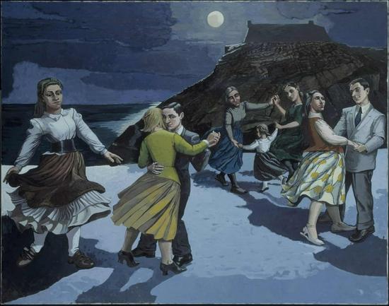 《舞蹈》,1988
