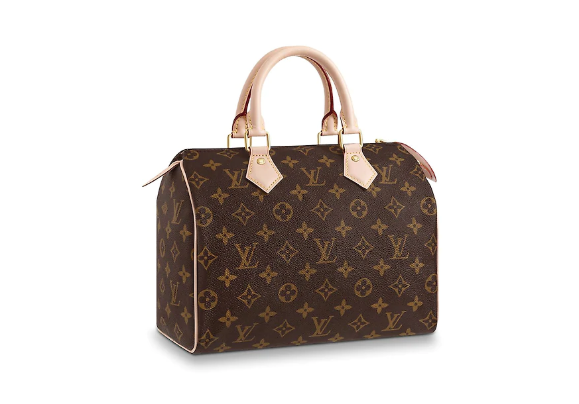 Louis Vuitton的Speedy手袋