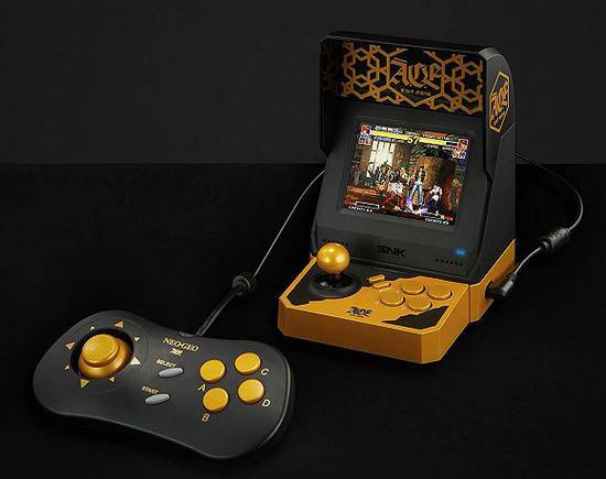 A.C.E和街机游戏NEOGEO推出的联名限定款游戏王游艺机