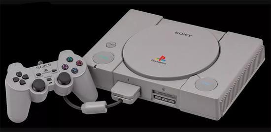 △索尼PS1 游戏机