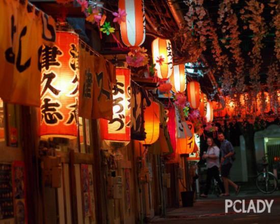 """日本这些""""深夜食堂"""" 比樱花更让人无法抗拒"""