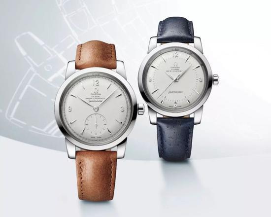 海马70周年纪念1948限量复刻腕表