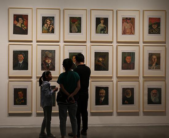 近现代新兴艺术策源地为什么是上海呢