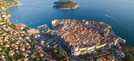 杜布罗夫尼克(Dubrovnik),克罗地亚