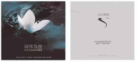 ▲音乐专辑《腐草为萤》,银临