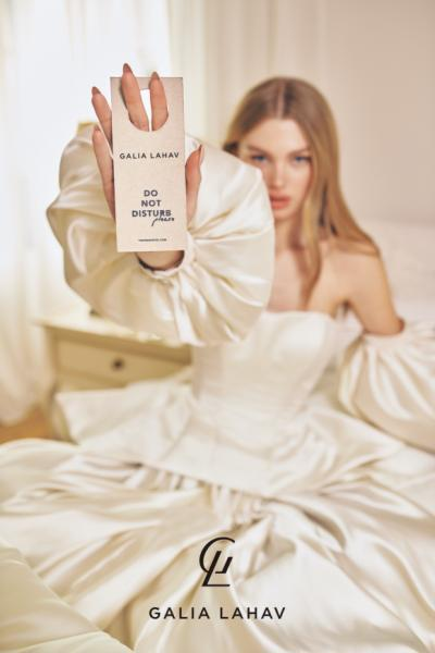 婚纱品牌Galia Lahav2022春夏系列新款全球发布
