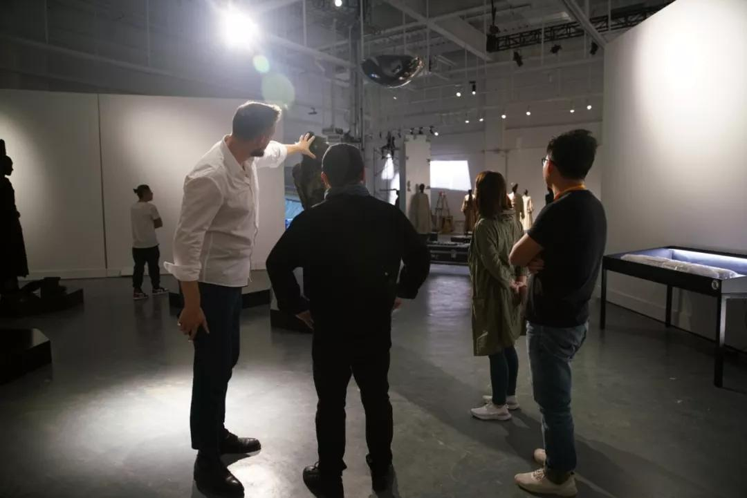 叶锦添电影艺术展开展首日 精彩亮点回顾