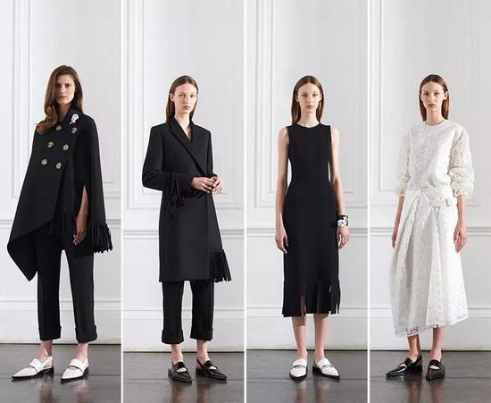 Victoria Beckham Cruise 2016 Collection