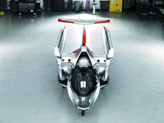 Icon A5:这架飞机看起来像跑车