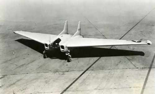 XP-79B飞翼飞机
