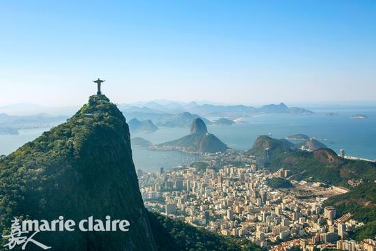 为了抢镜奥运 全世界的大长腿和性感脸都到里约了!