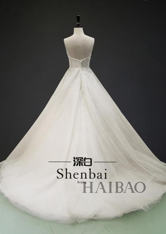 王鸥&Shenbai深白
