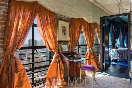 大咖放售豪宅!你心目中最梦幻的房间是哪个?