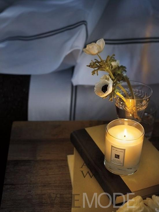冬日里点燃一支香薰蜡烛 温暖照亮了整个世界!