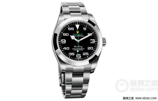 劳力士空中霸王型系列最新款腕表