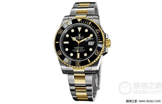 劳力士潜航者型系列116613-LN-97203黑盘腕表