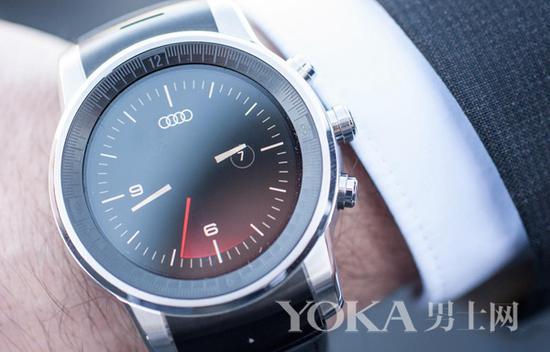 奥迪智能手表