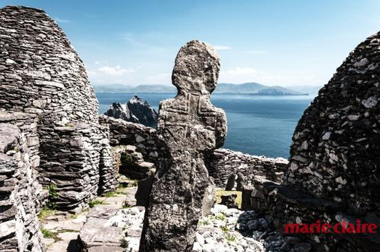 爱尔兰凯利格·迈克尔岛
