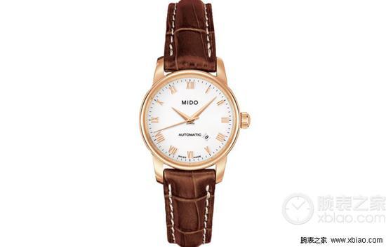美度贝伦赛丽系列M7600.3.26.8腕表