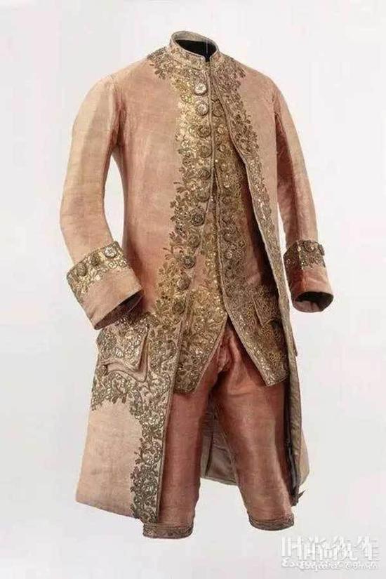 1780年代的粉色