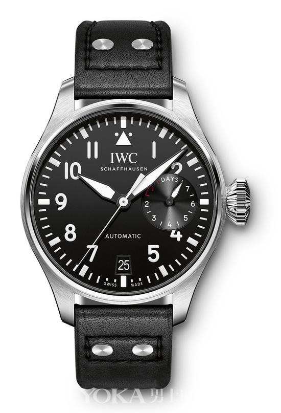 IWC万国表大型飞行员腕表_IW500912