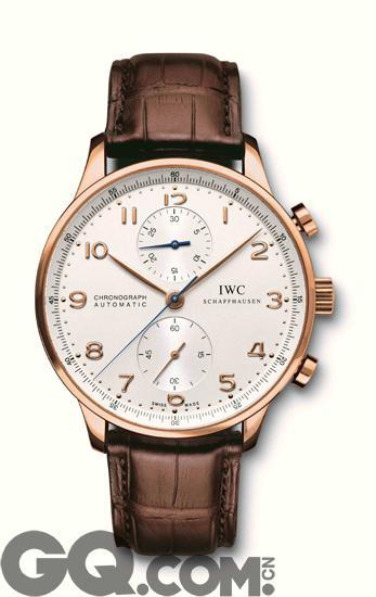 IWC葡萄牙计时腕表与葡萄牙计时腕表全钻款