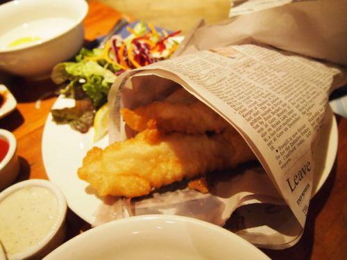 英国|炸鱼薯条