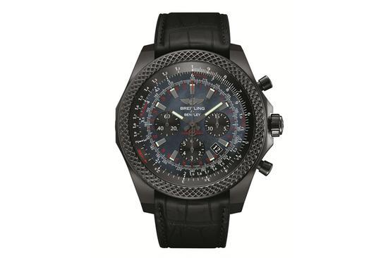 客利 B06 计时腕表半夜黑碳版