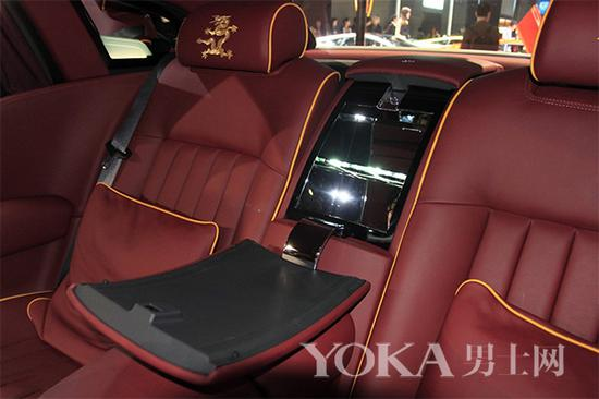 法拉利458 Italia 2012中国龙特别版