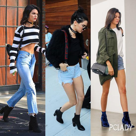 秋冬必备靴子 时装精常穿的是这几双