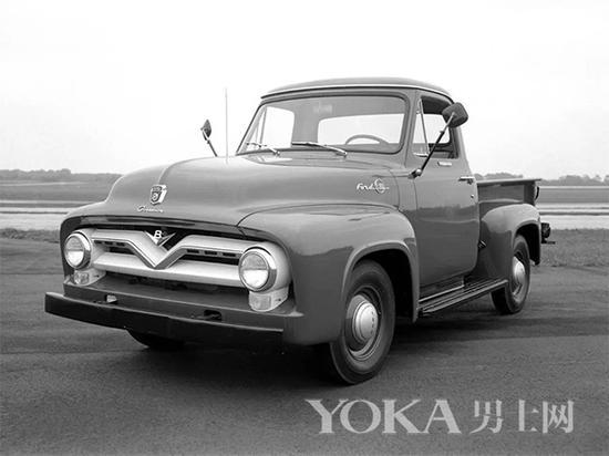 1953款福特F150