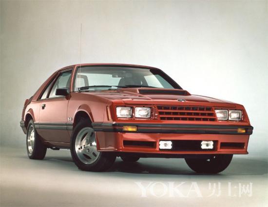 第三代野马(1979-1993年)