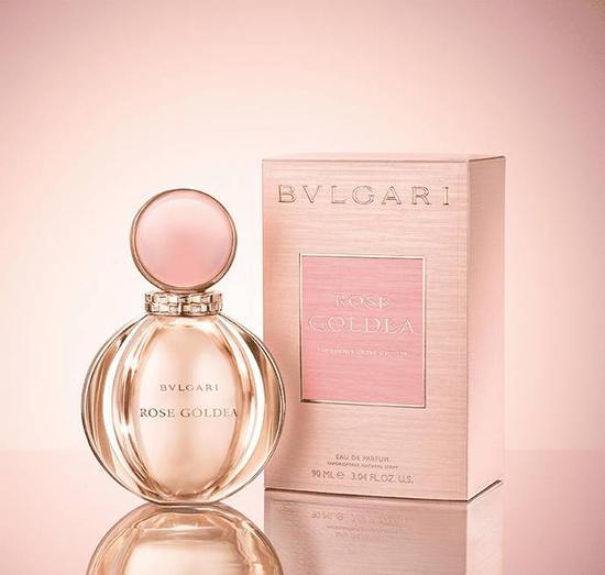 BVLGARI Rose Goldea宝格丽玫香金漾女士香水 新品为定价