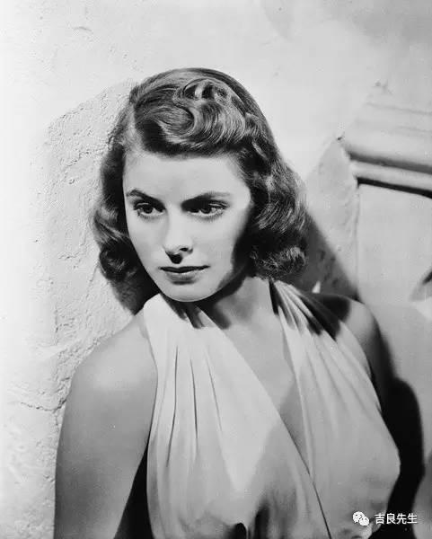 到底Mary以及导演有多爱英格丽·褒曼呢?