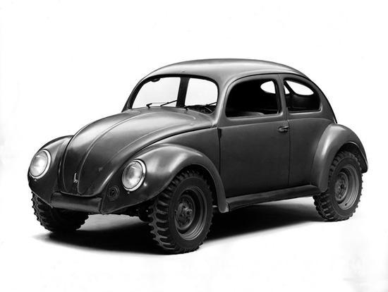 1946年二战后首批甲壳虫