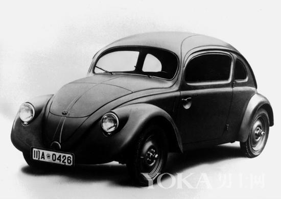 1938年第一批甲壳虫
