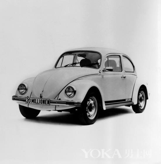 1981年第2000万台甲壳虫