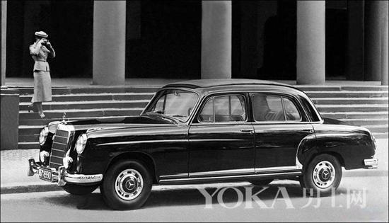 第2代S级(1954-1959)