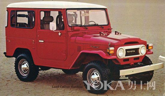 第3代兰德酷路泽(1960年-1984年)