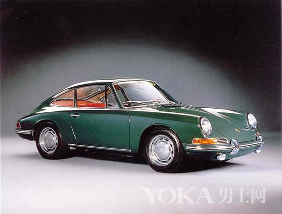 第1代911(1963年-1973年)