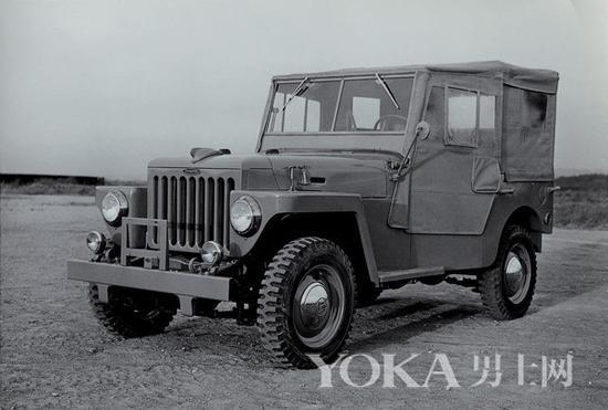 第1代兰德酷路泽(1951年-1955年)