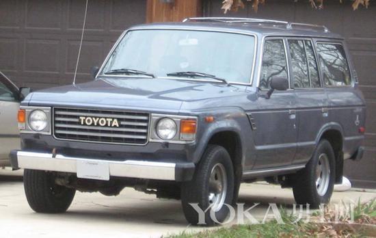 第4代兰德酷路泽(1980年-1989年)