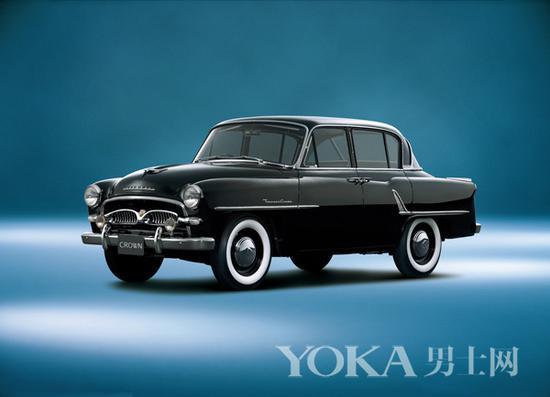第1代皇冠(1955年-1962年)