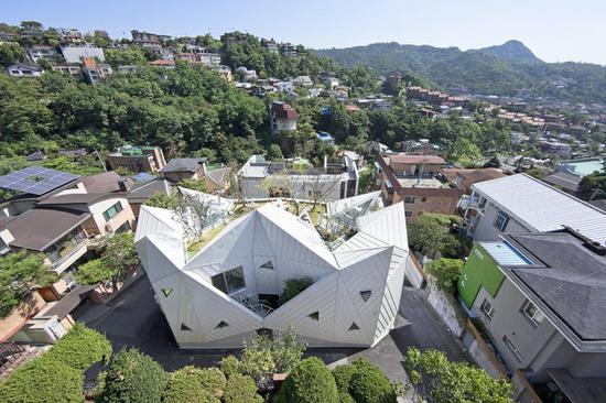 Blooming House 图片来自:archdaily