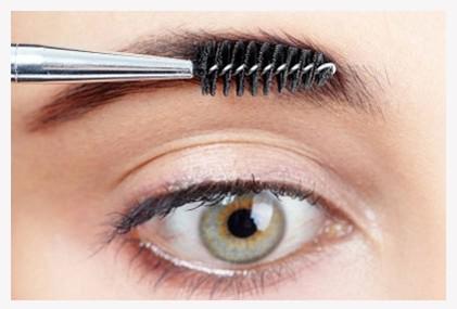 不同眉形的化妆技巧揭秘 赵丽颖杨紫都是这么变美的 美容护肤 图27