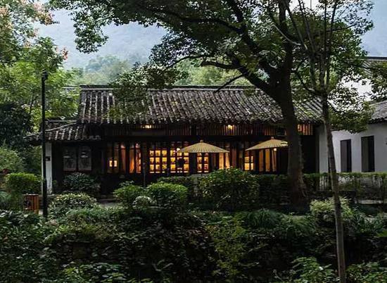 安缦法云和茶馆